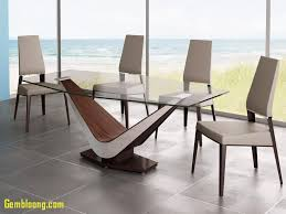 all glass dining table glass dining room table set inspirational sets trellischicago for