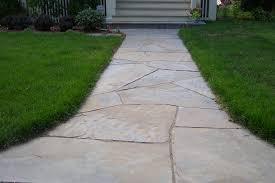 Yard Walkways Garden Pavers Ideas Photo Album Home Design Idolza