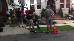 tv show blue bloods fliming on location in queens ny youtube