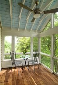 enclosed porches enclosed front porch has ski rack for storage