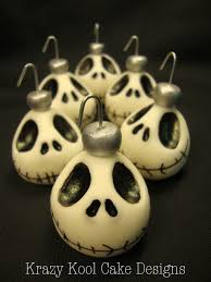 nightmare before christmas edible ornament toppers strange and
