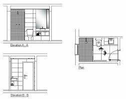cad bathroom design cad home design 4 bed room house design