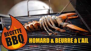comment cuisiner un homard congelé bob le chef bbq homard grillé et beurre à l ail