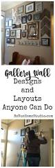 interior design tips and tricks gallery wall designs and layouts anyone can do tips and tricks to