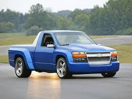 chevy concept truck chevy colorado cruz concept big pics performancetrucks net forums