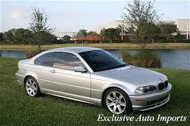 2002 bmw coupe 2002 used bmw 3 series 325ci 2dr cpe at exclusive auto imports