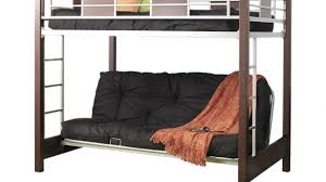 Loft Bed With Futon Underneath Bunk Bed With Futon Decoration Allthingschula Bunk Bed