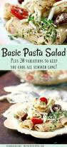 yummy pasta salad pasta salad easiest basic recipe for you to build on restless