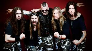 metal hair sabaton joakim broden paumlr sundstroumlm heavy metal power