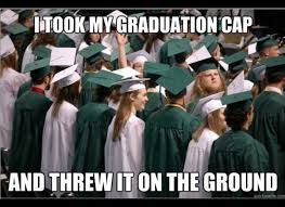 Senior College Student Meme - college graduation memes i can haz diploma now photos memes