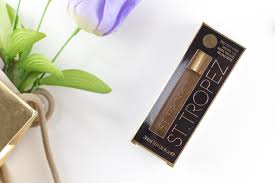 face tanning l reviews st tropez self tan luxe oil review a lovely allure