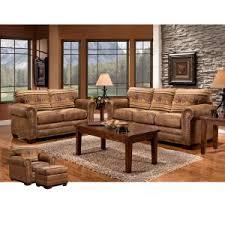 rustic sofas and loveseats rustic sofas hayneedle