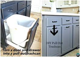 pull out trash can for 12 inch cabinet pull out trash cans ceedannualconference com