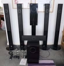 sony 1000 watt home theater system samsung ht txq120 5 1 home theater system tallboy dvd 1000 watts