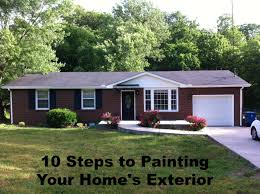 a mom u0027s guide to painting a home u0027s exterior mom in music city