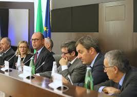consiglio dei ministri news alfano al convegno antiterrorismo evoluzione normativa e nuovi