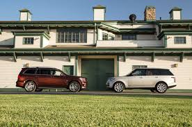 2013 range rover supercharged vs mercedes benz gl63 amg truck trend