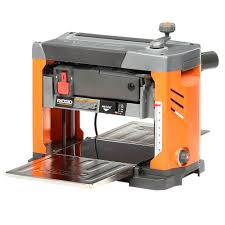 home depot black friday rigid drill ridgid 13 in thickness corded planer r4331 the home depot