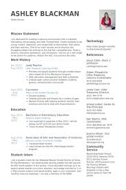 Education Resume Sample by Lead Teacher Resume Samples Visualcv Resume Samples Database