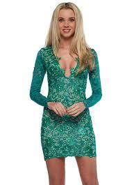 holt eli dress in emerald green holt dresses designer desirables