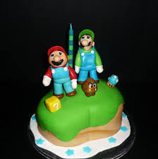 super mario bros birthday and wedding cakes cakes and cupcakes