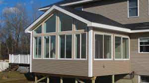 3 season porches sunroom solutions vermont by r eldred remodeling