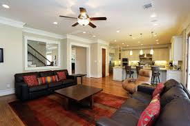 ceiling fan size for large room living room fans ceiling fans with lights for large rooms in living