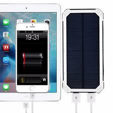 Smart Gadgets by Smart Gadgets 2017 New Arrival Portable Solar Power Bank 15000mah