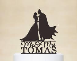 batman wedding topper decoration batman wedding cake toppers sumptuous topper etsy
