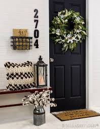 Doorway Bench by Doorways Are For Decorating Spring Doorways And Patios