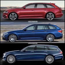 audi s6 vs bmw 5 series touring vs mercedes e class estate vs audi a6 avant