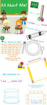 an absolutely adorable all about me activity natural beach living