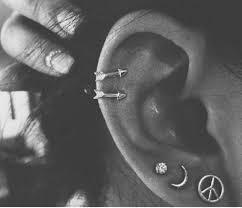 cool cartilage earrings cartilage earrings
