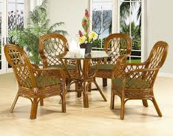 lovely indoor rattan dinette set orchidlagoon com