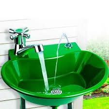 Replacing Outdoor Water Faucet Best 25 Outdoor Sinks Ideas On Pinterest Outdoor Kitchens For