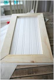 How To Reface Cabinets With Beadboard Refacing Cabinet Doors With Beadboard Part 43 Large Image