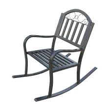 outdoor rocking chairs metal outdoor rocking chair decorating