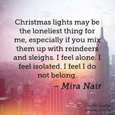 lights christmas quotes double quotes