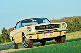 1965 yellow mustang 1965 ford mustang convertible über mustang photo image gallery