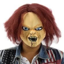 halloween horror nights chucky popular chucky horror mask buy cheap chucky horror mask lots from