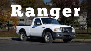 Ford Ranger Truck Names - 2007 ford ranger v6 regular car reviews youtube