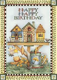 dreamy birthday art folk debbie mumm pinterest