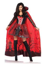 Halloween Costumes Vampires Vampire Temptress Costume