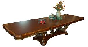 affordable large round mahogany dining room ta 21547