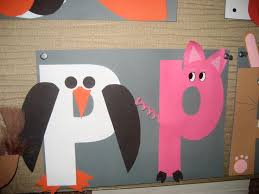 letter p crafts ideas for preschool preschool and kindergarten