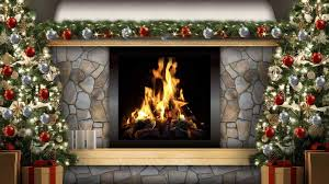 pictures of christmas fireplaces wpyninfo