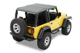 jeep rescue green bestop trektop nx for 97 06 jeep wrangler tj quadratec