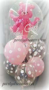 baby shower balloon bouquet surrey vancouver party dreams