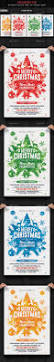 christmas party party flyer flyer template and photoshop