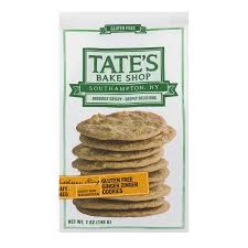 where to buy tate s cookies tate s bake shop gluten free zinger cookies 7 oz pack of 3